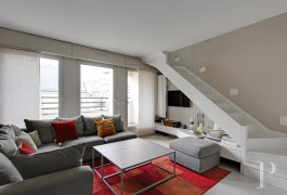 appartments for sale paris two storey - 5