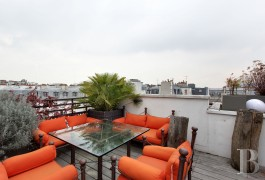 appartments for sale paris two storey - 8
