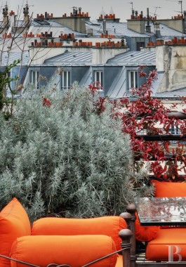 appartments for sale paris two storey - 9