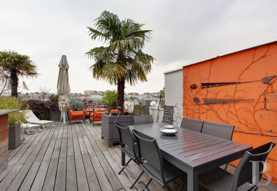 appartments for sale paris two storey - 1