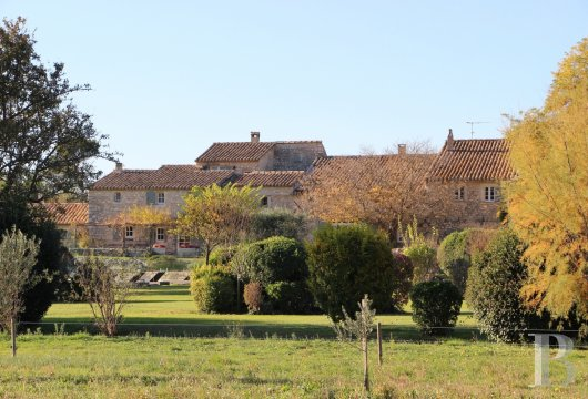 traditional mas house for sale provence cote dazur 17th century - 16