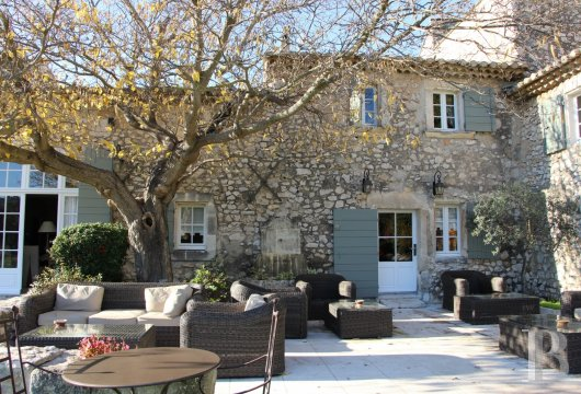 traditional mas house for sale provence cote dazur 17th century - 4