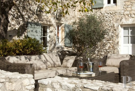 traditional mas house for sale provence cote dazur 17th century - 6