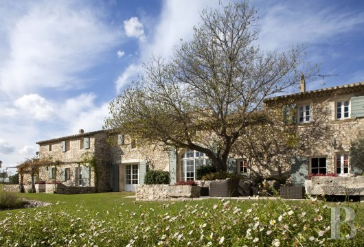 traditional mas house for sale provence cote dazur 17th century - 7