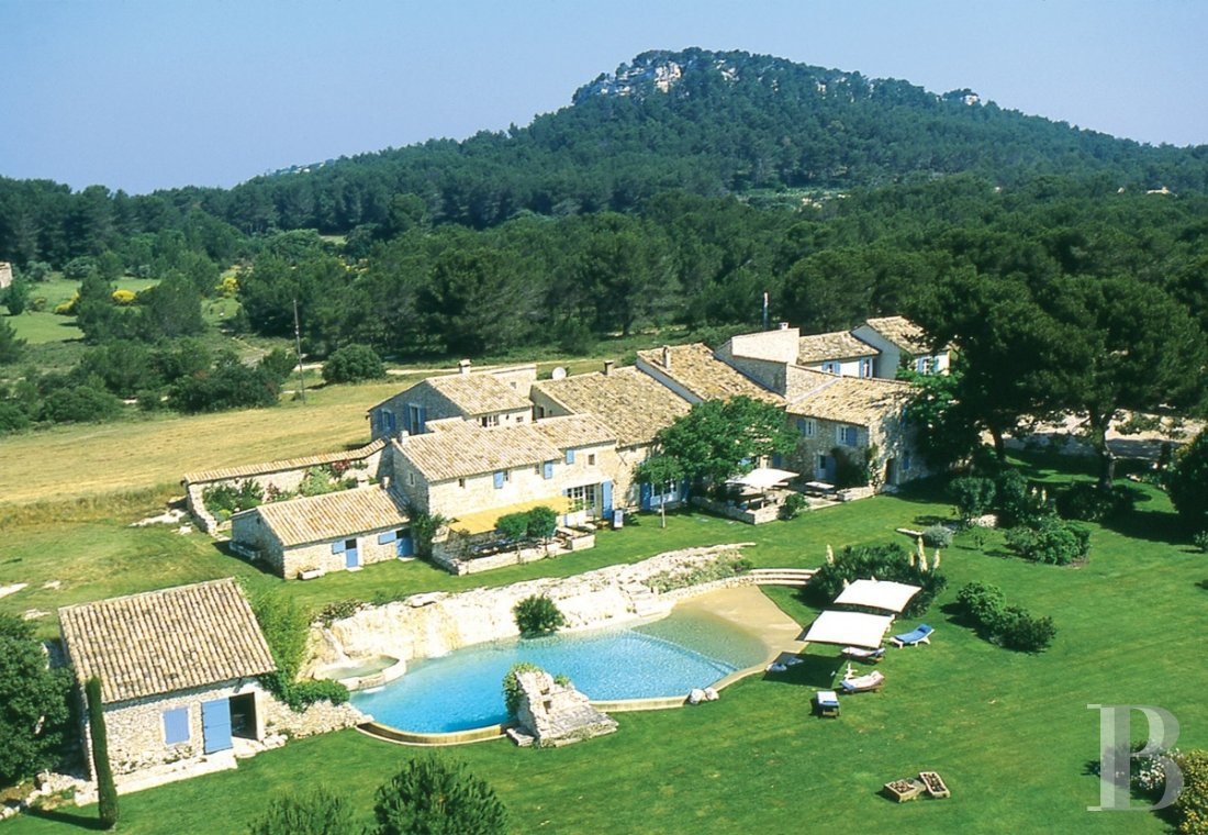 traditional mas house for sale provence cote dazur 17th century - 1