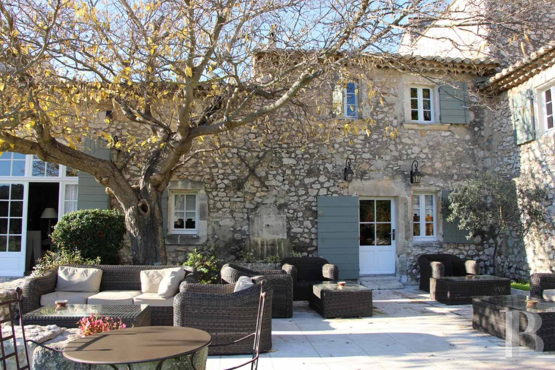 traditional mas house for sale provence cote dazur 17th century - 4 zoom