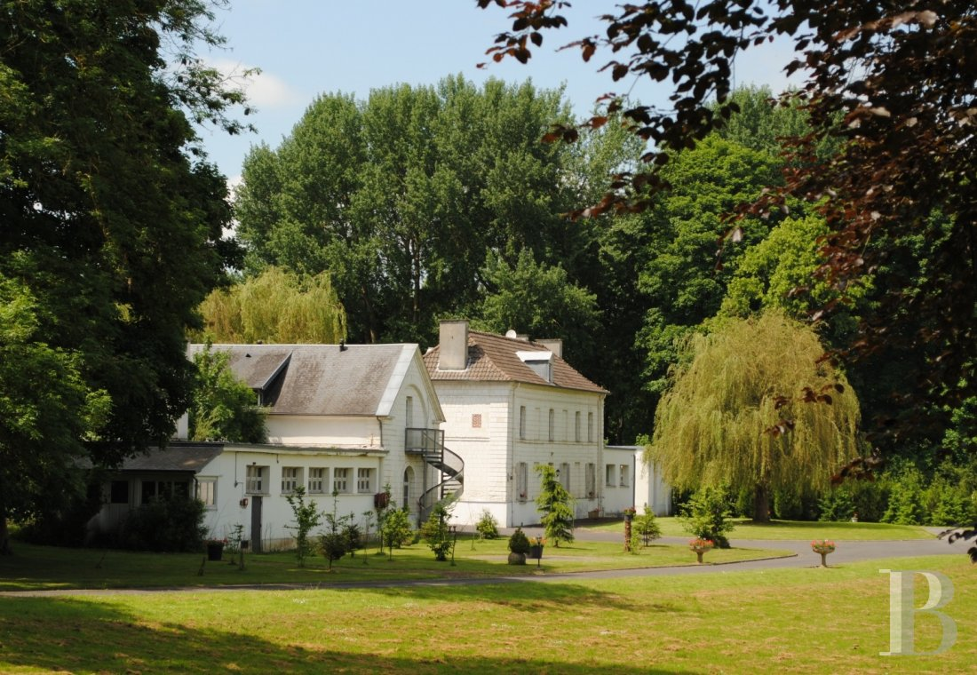 chateaux for sale France picardy 19th century - 14