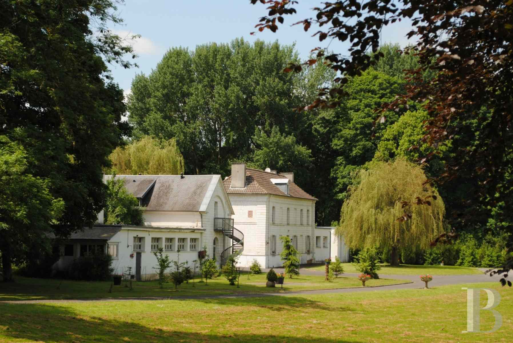 chateaux for sale France picardy 19th century - 14 zoom
