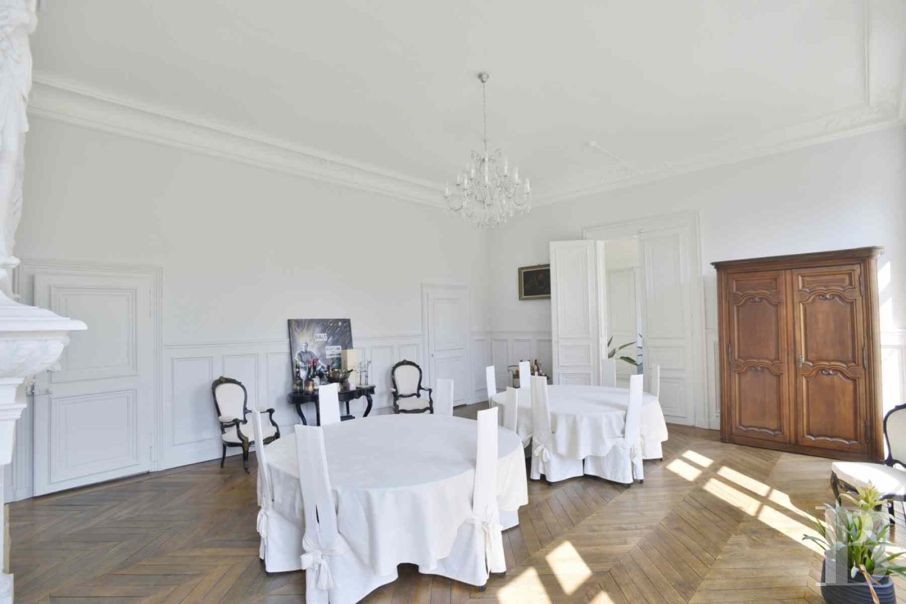 chateaux a vendre picardie 19eme siecle - 7 zoom
