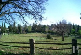 Equestrian properties for sale - provence-cote-dazur - In rural Provence, vine grower�s cottage with horse riding facilities in 28 ha (69 acres)