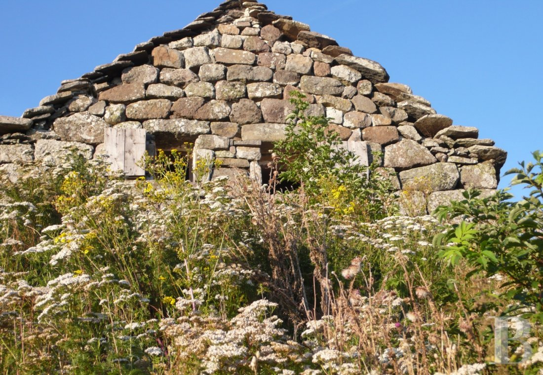 A buron transformed into a cottage surrounded by nature in the Auvergne Volcanoes Nature Reserve - photo N°6