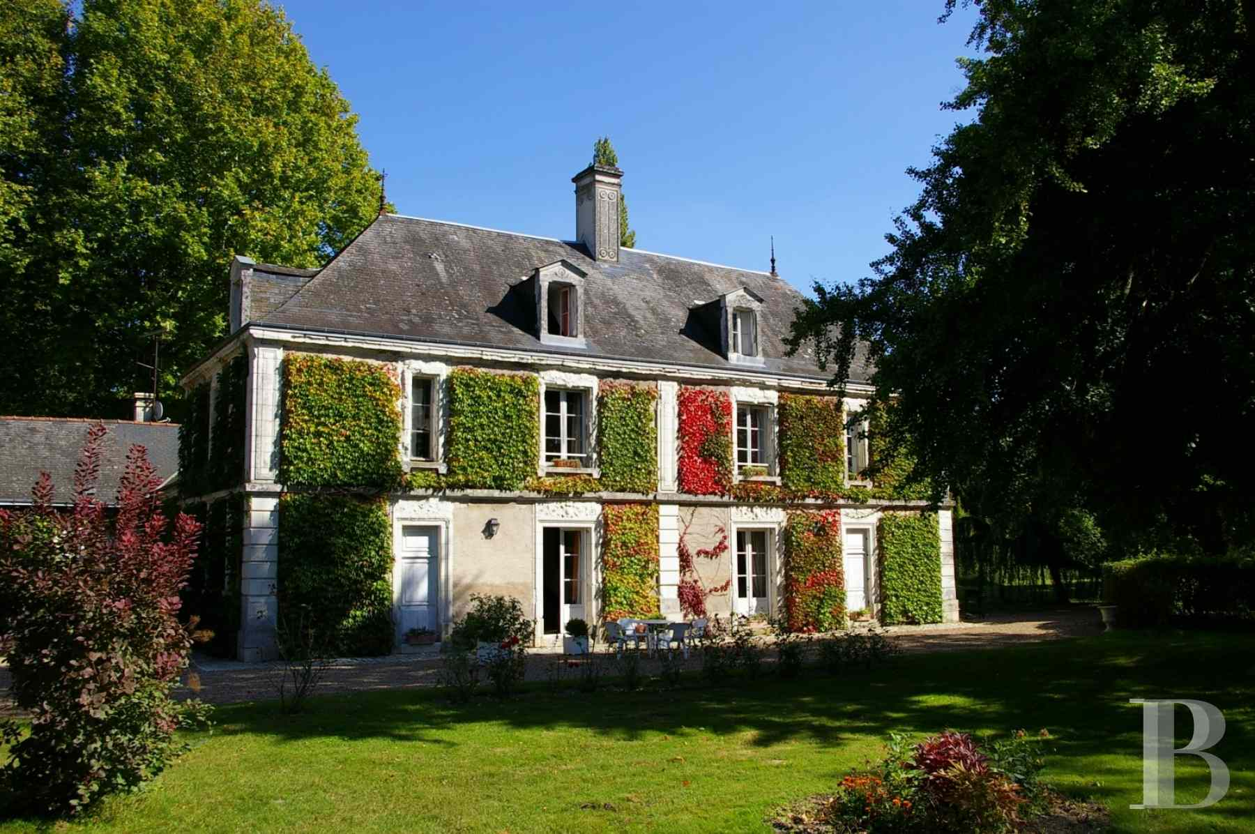 property for sale France center val de loire chenonceau guesthouse - 1 zoom