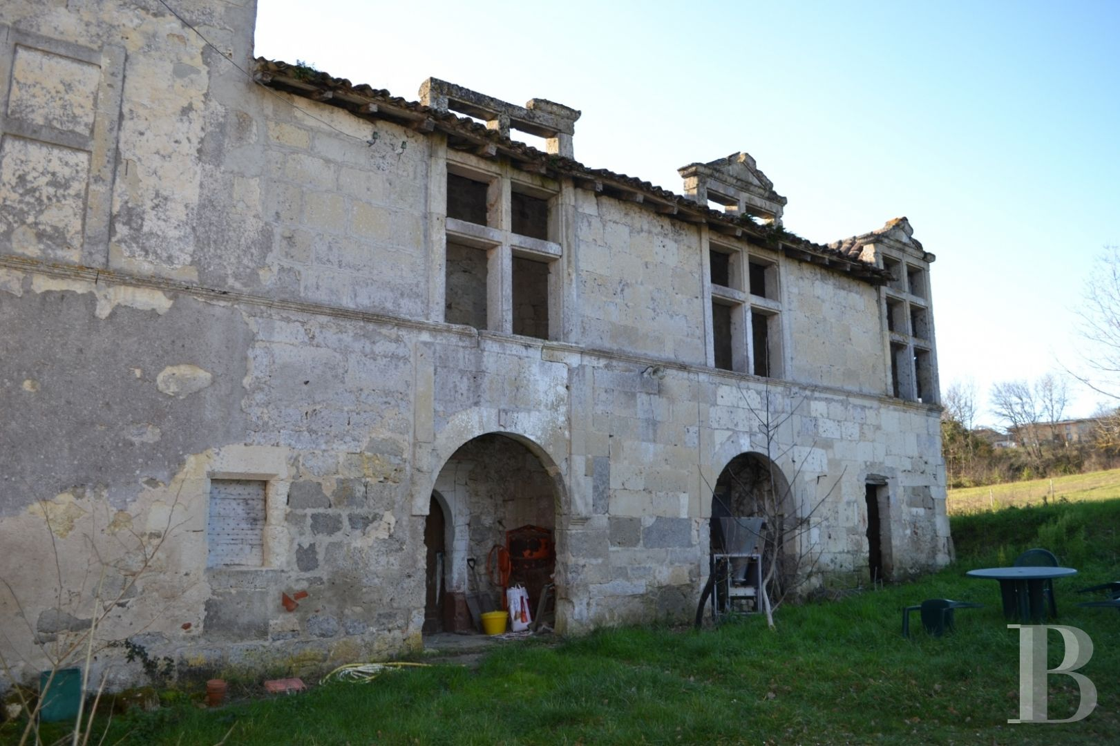 property for sale France aquitaine stronghold house - 5 zoom