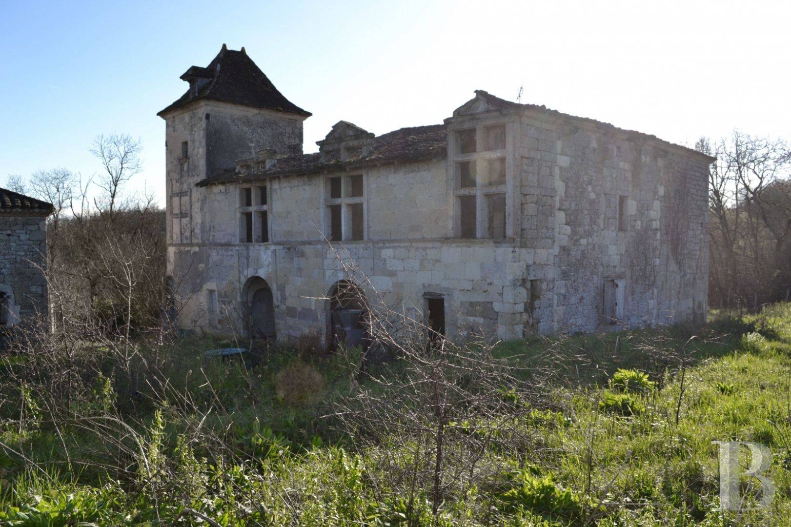 property for sale France aquitaine stronghold house - 11 zoom