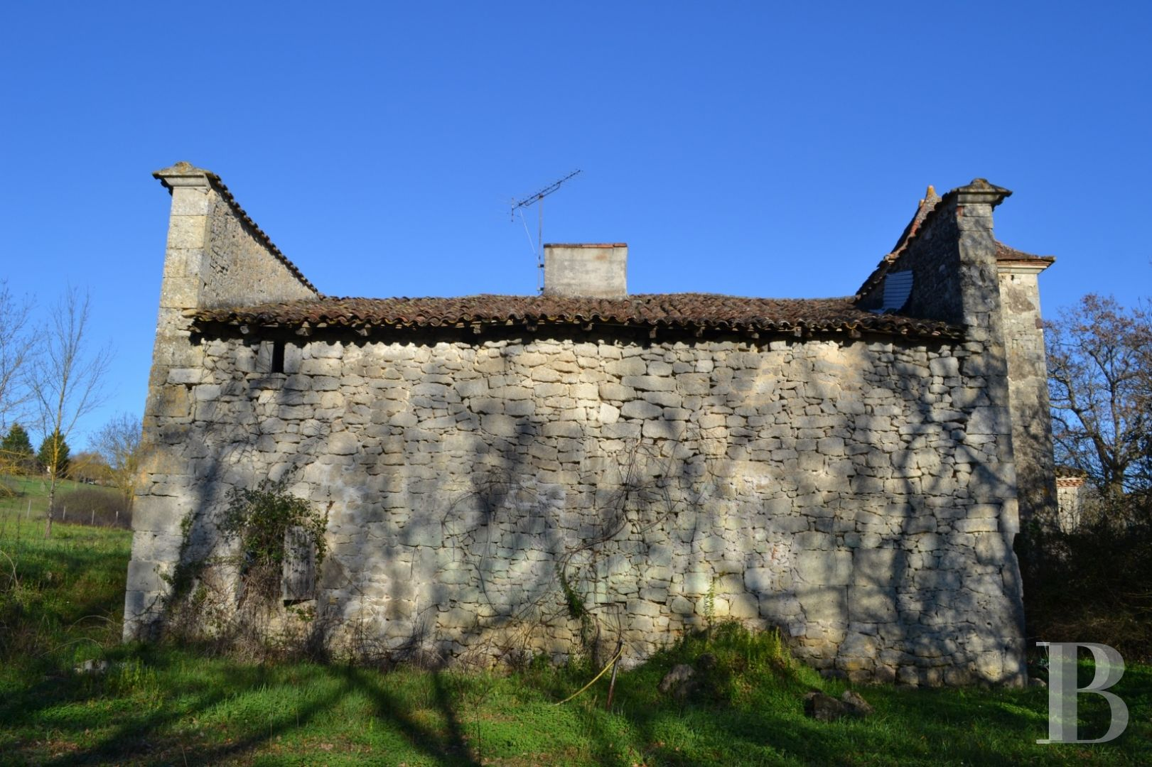 property for sale France aquitaine stronghold house - 8 zoom