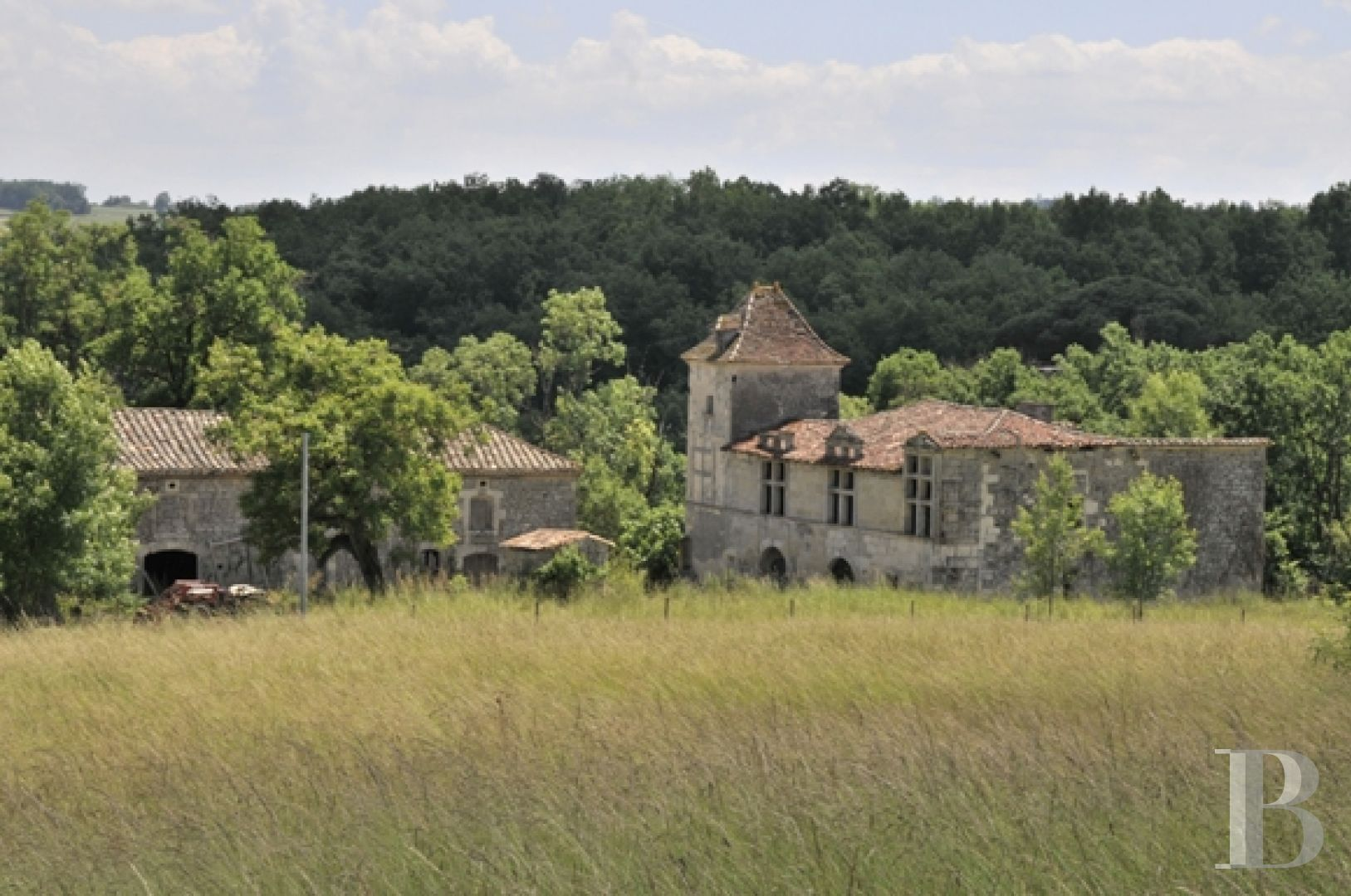 property for sale France aquitaine stronghold house - 1 zoom