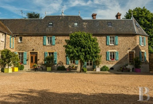 fAn 18th century farm, ideal for getaways in the Chevreuse valley - photo N°4