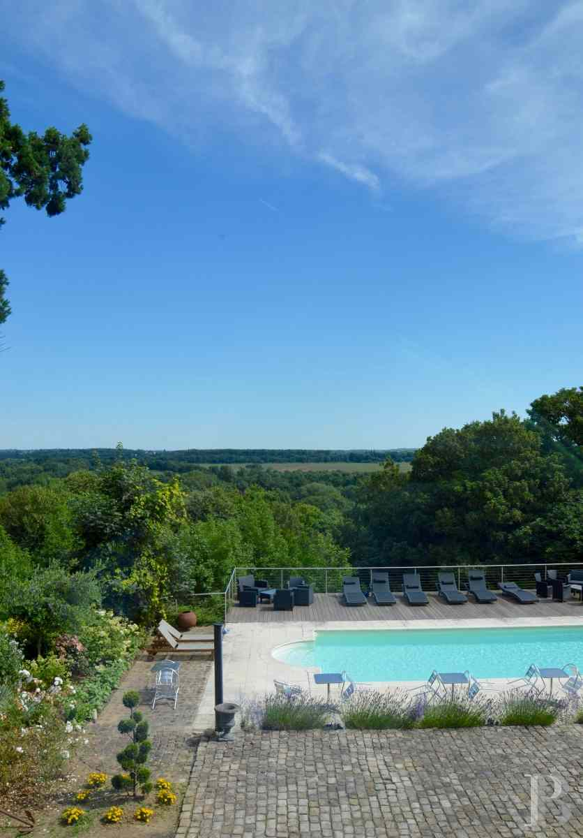 chateaux for sale France pays de loire angers 19th - 11 zoom