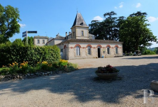 chateaux for sale France aquitaine   - 10