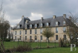 chateaux for sale France lower normandy 18th 19th - 3