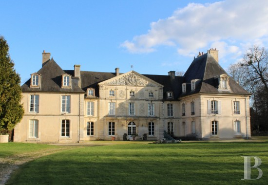 chateaux for sale France lower normandy 18th 19th - 1