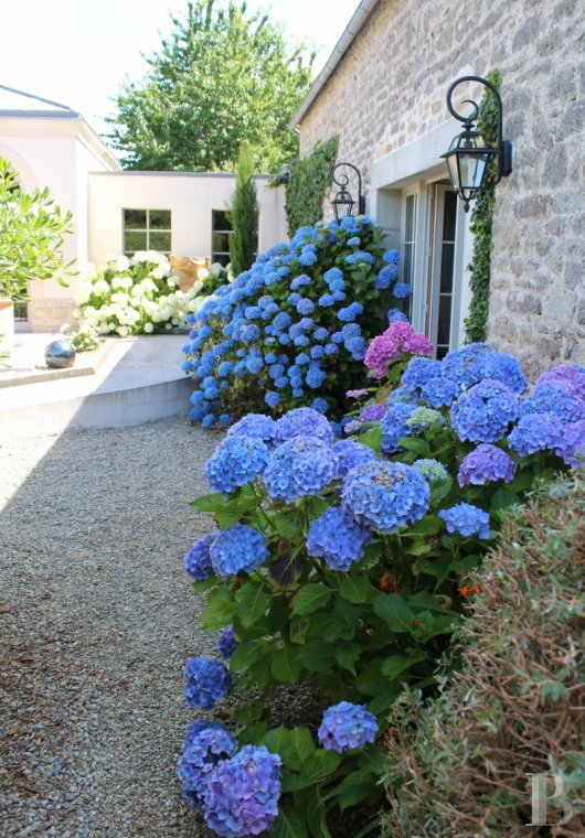 character properties France brittany house bigouden - 9 mini