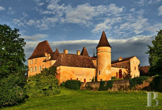 fA family chateau not far from the meanders of the Dordogne,  between Bergerac and Sarlat  - photo N°5