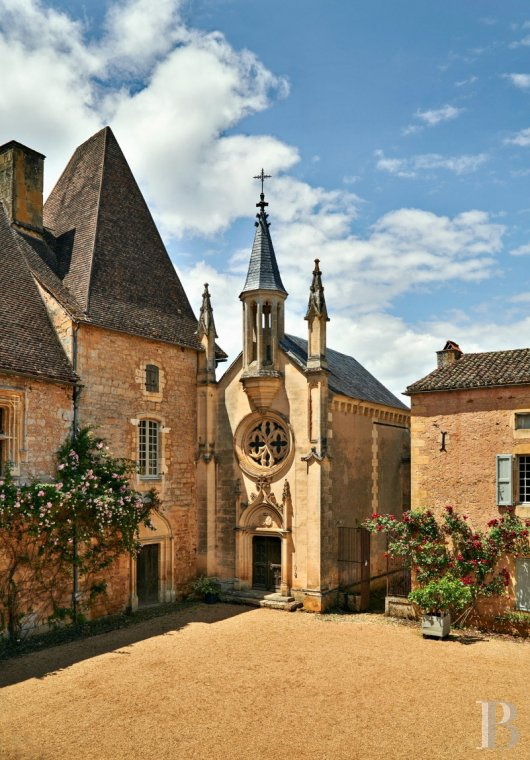 A family chateau not far from the meanders of the Dordogne,  between Bergerac and Sarlat  - photo  n°11