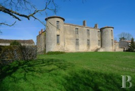 Historic buildings for sale - poitou-charentes - In the Poitou region,-15th century listed castle and its listed chapel