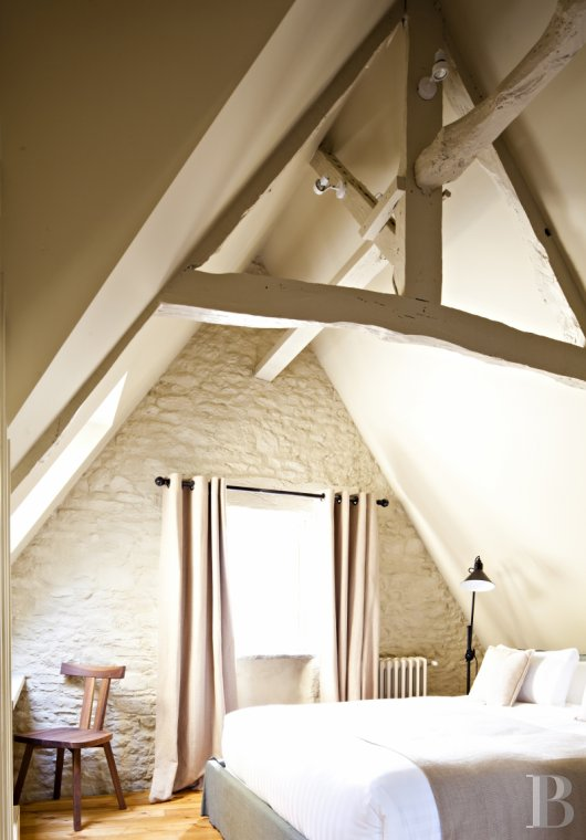 A 15th century house with an adventurous spirit  in the heart of Dinan  - photo  n°11