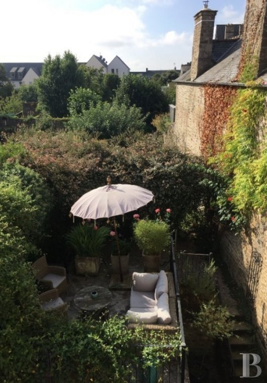 A 15th century house with an adventurous spirit  in the heart of Dinan  - photo  n°20