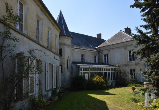 manoirs a vendre picardie   - 1
