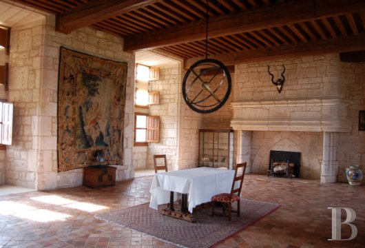 chateaux for sale France midi pyrenees chateau quercy - 9