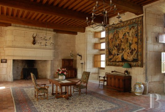 chateaux for sale France midi pyrenees chateau quercy - 8