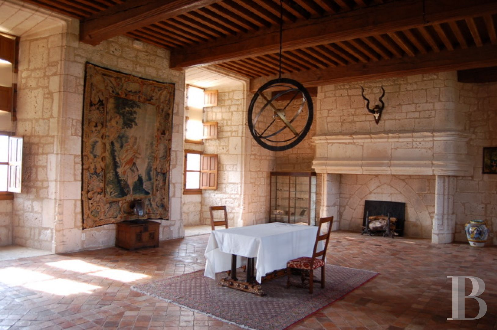chateaux for sale France midi pyrenees chateau quercy - 9 zoom