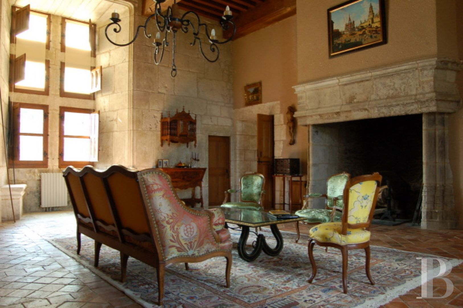 chateaux for sale France midi pyrenees chateau quercy - 7 zoom