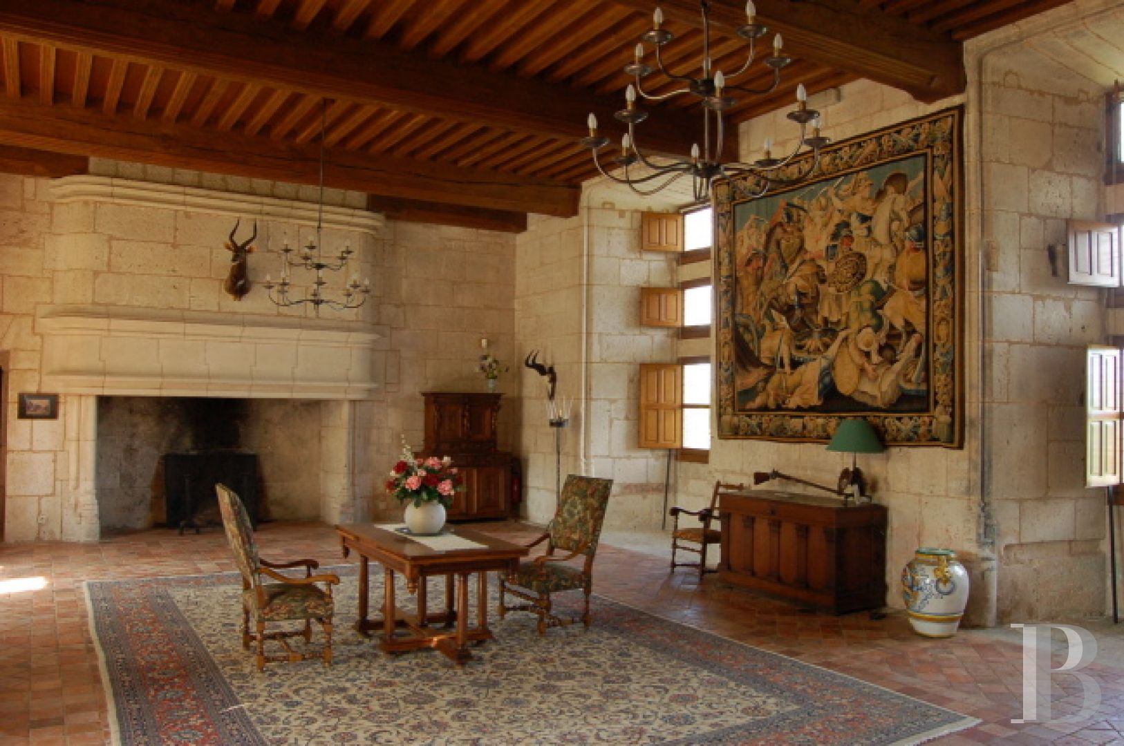 chateaux for sale France midi pyrenees chateau quercy - 8 zoom