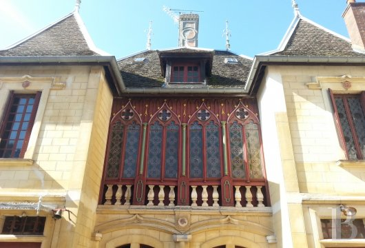 chateaux for sale France burgundy beaune property - 9