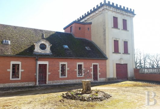 chateaux for sale France burgundy beaune property - 22