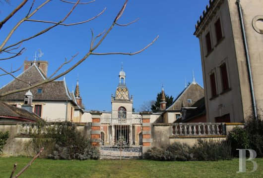 chateaux for sale France burgundy beaune property - 6