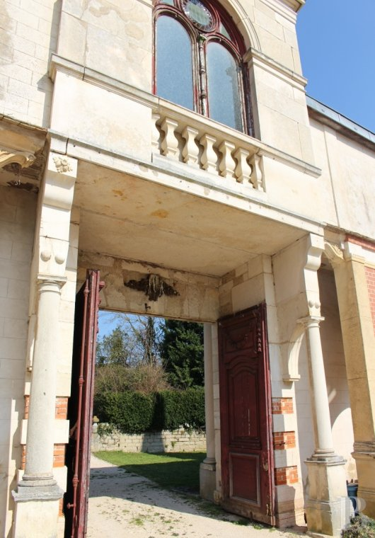 chateaux for sale France burgundy beaune property - 21