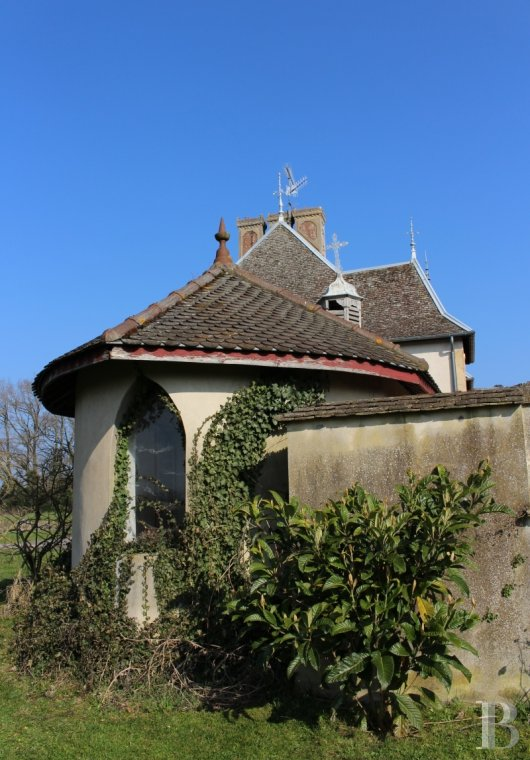 chateaux for sale France burgundy beaune property - 23
