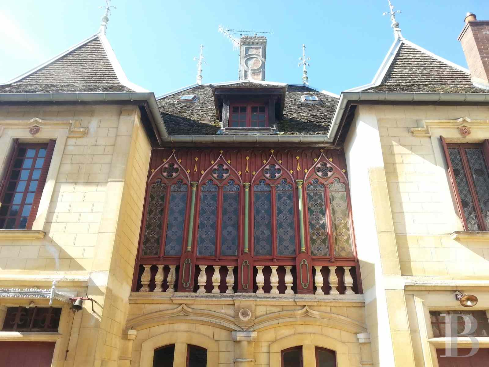 chateaux for sale France burgundy beaune property - 9 zoom