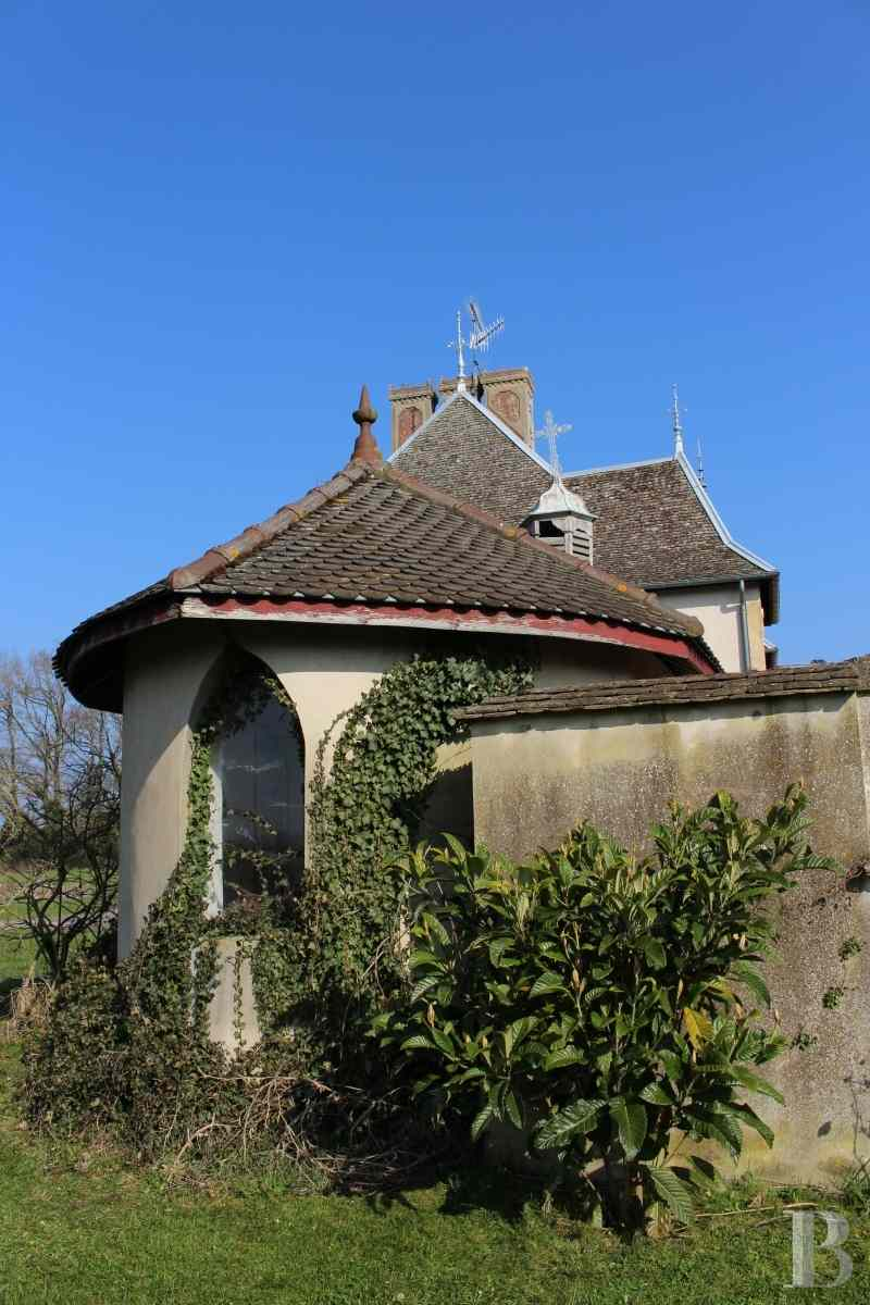 chateaux for sale France burgundy beaune property - 23 zoom
