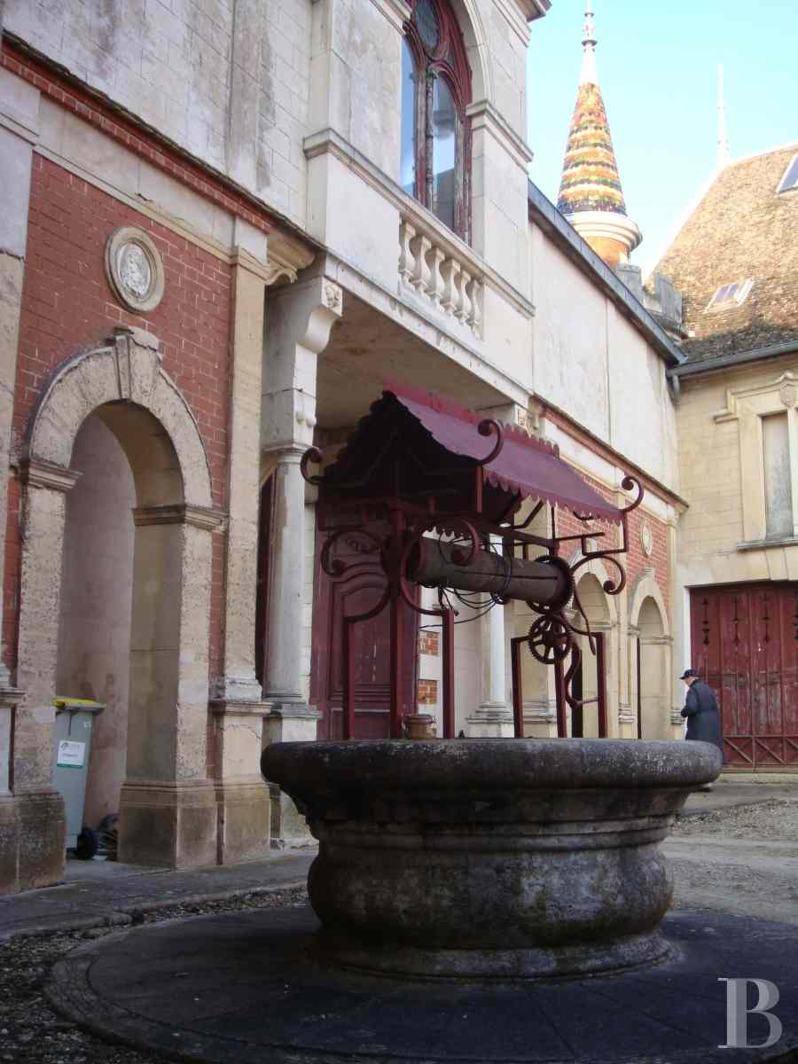 chateaux for sale France burgundy beaune property - 25 zoom
