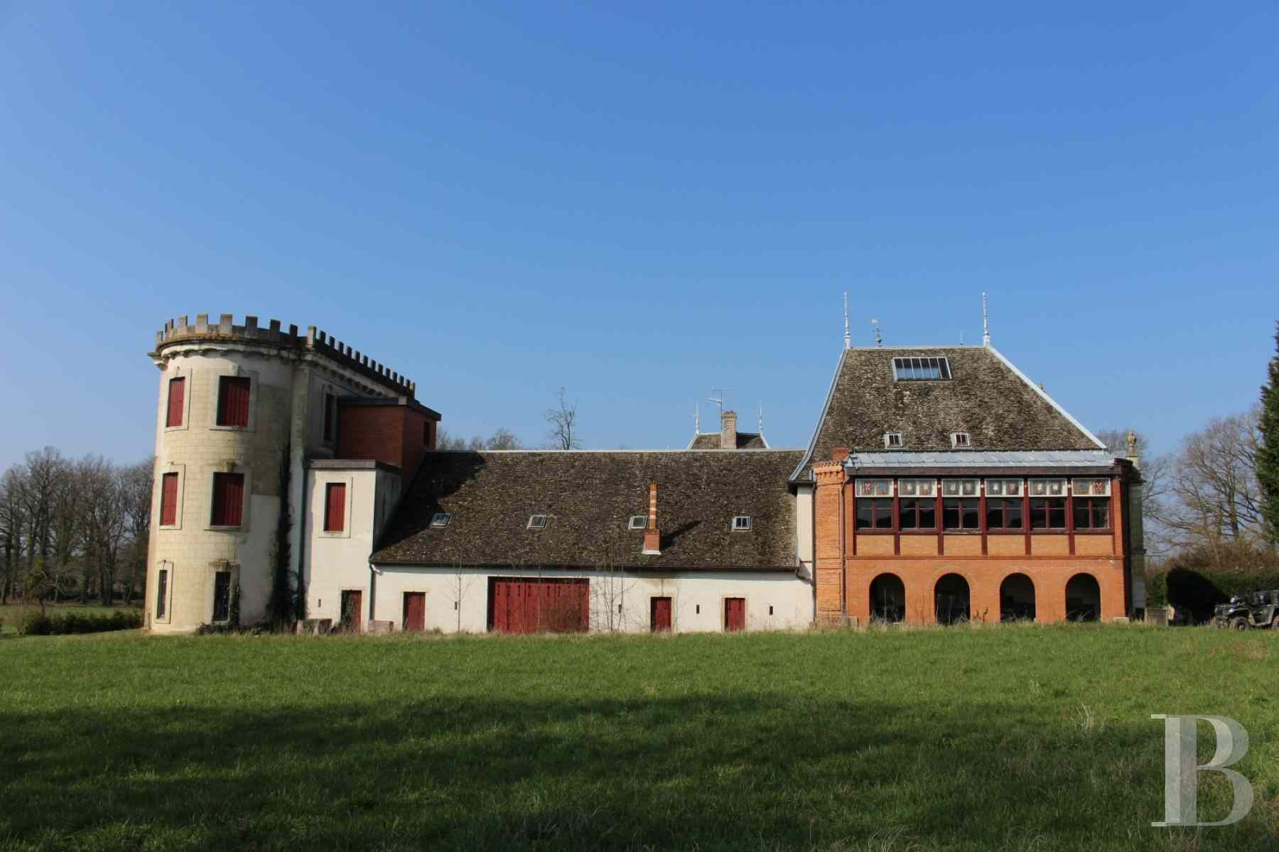 chateaux for sale France burgundy beaune property - 5 zoom