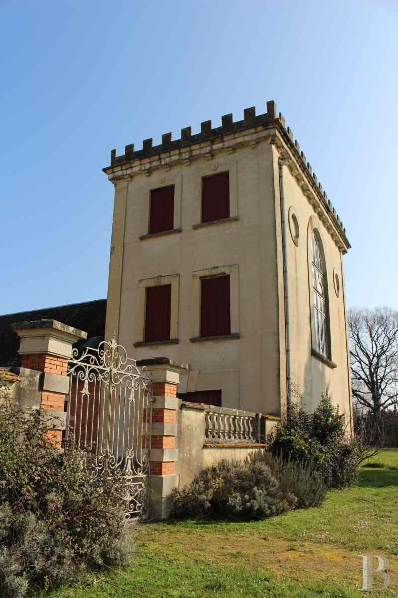 chateaux for sale France burgundy beaune property - 4 zoom