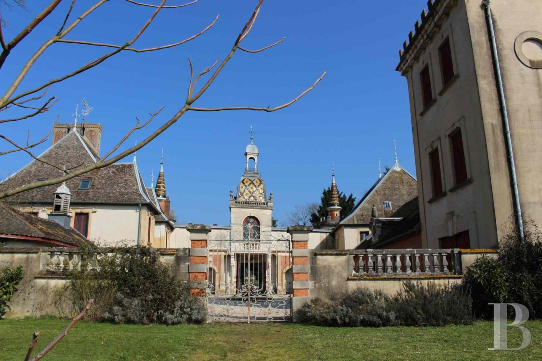 chateaux for sale France burgundy beaune property - 6 zoom