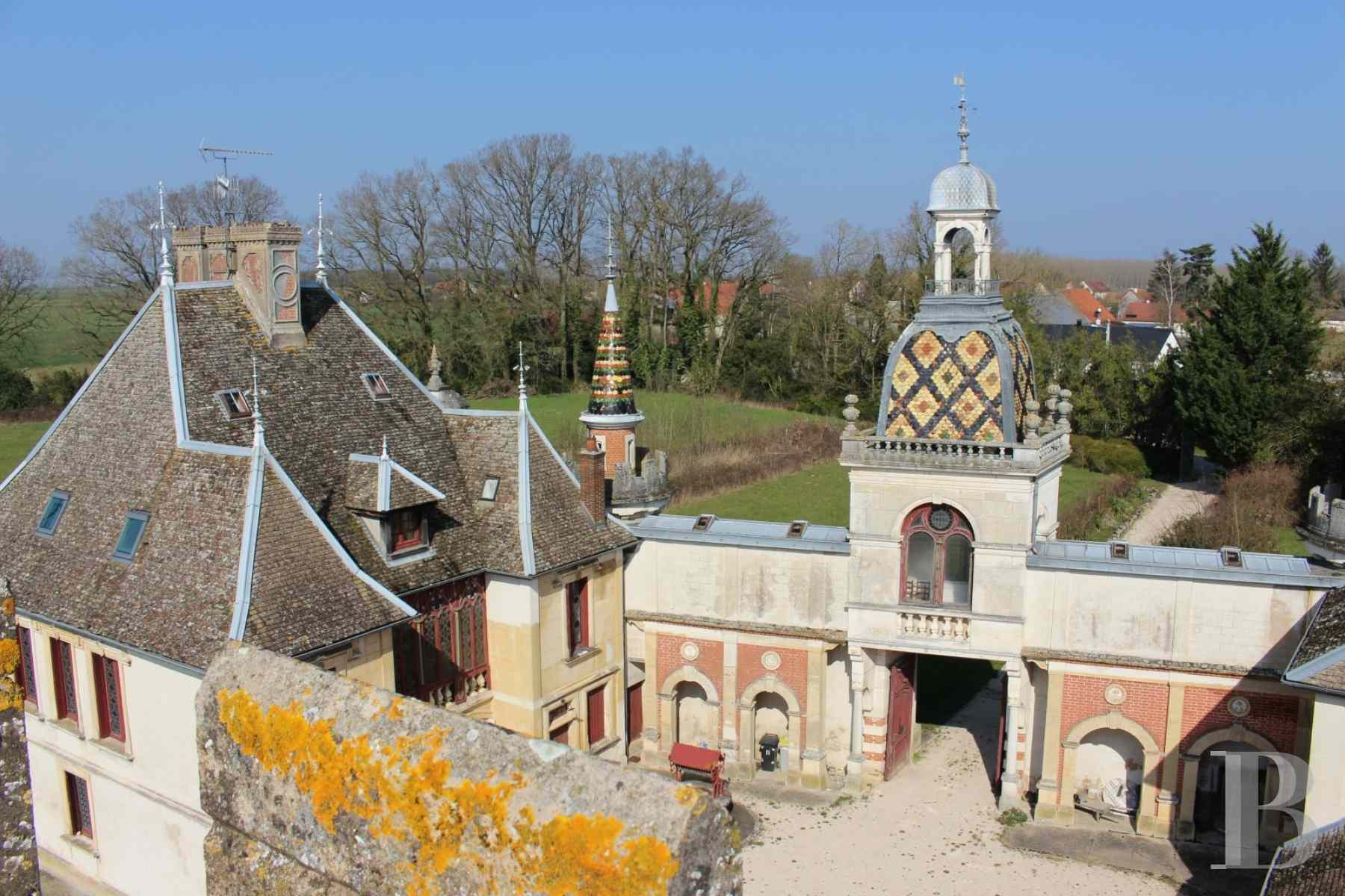 chateaux for sale France burgundy beaune property - 7 zoom