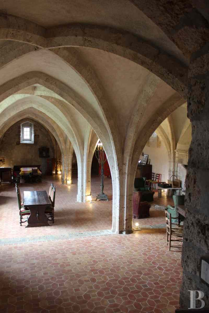 castles for sale France center val de loire old listed - 3 zoom